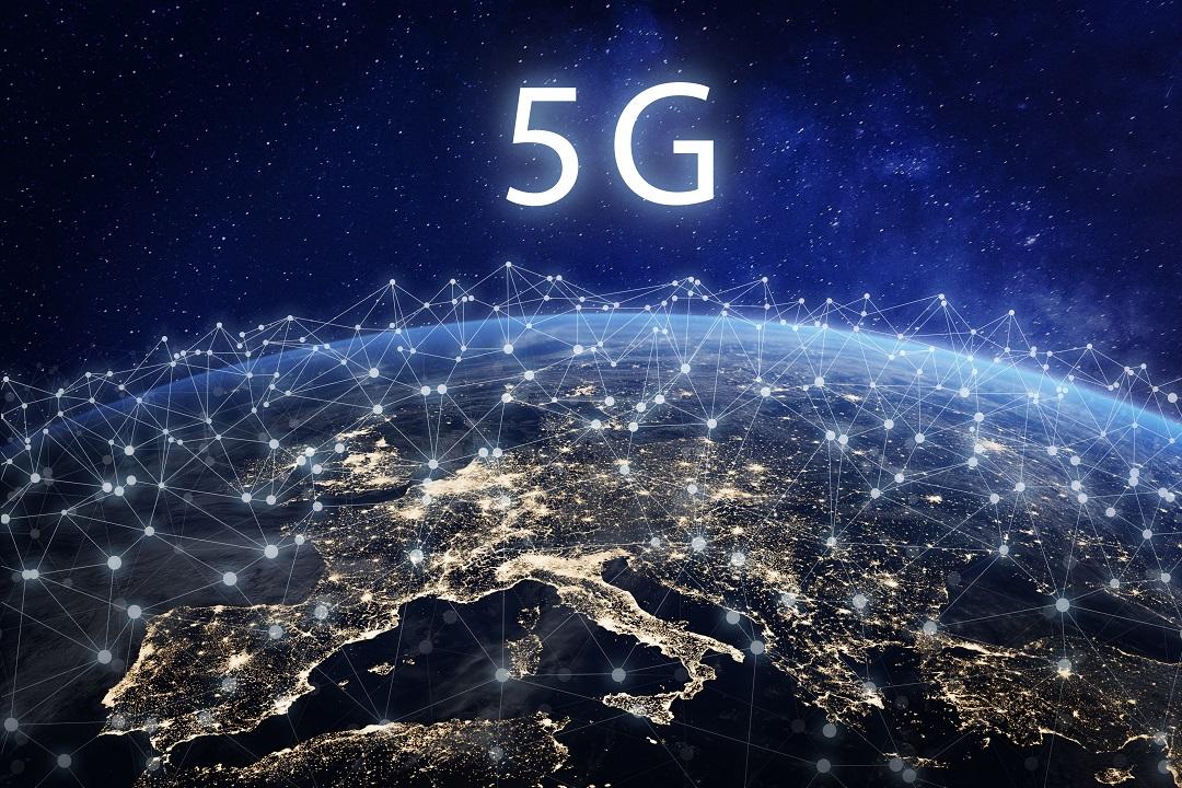 衛星コンステレーションと5G